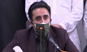 Bilawal orders halt on evictions reportedly being carried out by Bahria Town in Karachi