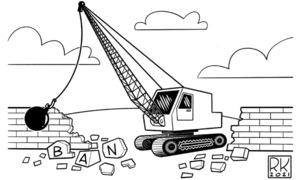 Cartoon: 2 May, 2021