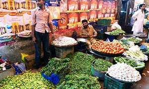 Inflation in double digits again after 12 months