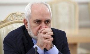 ایرانی وزیر خارجہ نے جنرل سلیمانی سے متعلق لیک آڈیو پر معذرت کرلی
