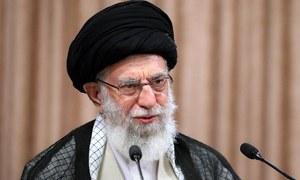 ایران: سپریم لیڈر نے وزیر خارجہ کے بیان کو ایک 'بڑی غلطی' قرار دے دیا