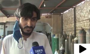 پشاور کا نوجوان ناجائز منافع خوروں کے لیے مشعل راہ بن گیا