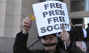 پاکستان میں سال 2020 آزادی صحافت کیلئے تاریک رہا، پی پی ایف