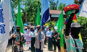 میانمار: پارسل بم دھماکے میں سابق قانون ساز سمیت 5 افراد ہلاک