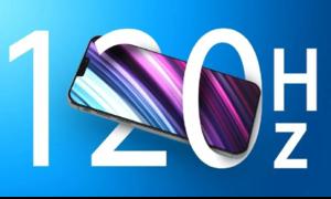 آئی فون 13 میں سام سنگ کا تیار کردہ 120 ہرٹز ڈسپلے دیئے جانے کا امکان