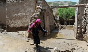 افغانستان میں شدید بارشوں اور سیلاب سے 37 افراد ہلاک