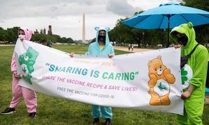 امریکا کی غریب ممالک کو کورونا ویکسین کے پیٹنٹ میں 'چھوٹ' دینے کی حمایت