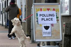 String of polls in UK's Super Thursday elections