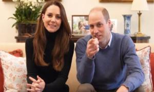 شہزادہ ولیم اور کیٹ مڈلٹن نے یوٹیوب چینل کھول لیا