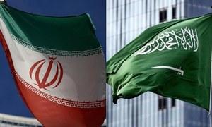 ایران کے ساتھ کشیدگی کم کرنے کے لیے مذاکرات ہو رہے ہیں، سعودی عہدیدار