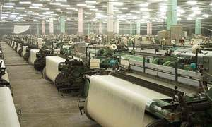 Large-scale manufacturing surges by 22.4pc in March