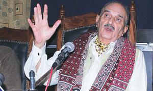 Baloch leader Prince Mohyuddin passes away