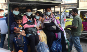 Week-long ban on passenger transport services from tomorrow