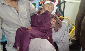 مہمند میں پانی کی ٹینکی پھٹنے سے ملبے تلے دب کر 7 بچے جاں بحق