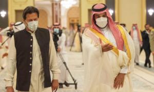 سعودی عرب، پاکستان کا مسئلہ کشمیر کے تصفیے کیلئے مذاکرات پر زور