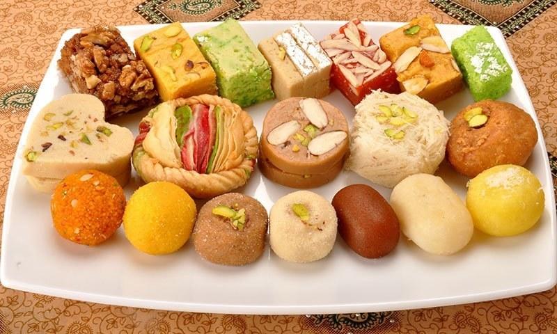 میٹھی عید کے کچھ میٹھے ذائقوں کی ترکیبیں
