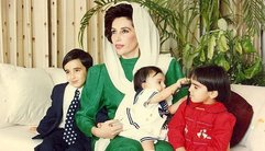 On Mother's Day, Bilawal shares a poignant clip of his late mother Benazir with all three children