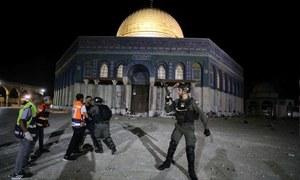 شوبز شخصیات کی فلسطینیوں پر اسرائیلی حملوں کی مذمت