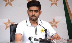 Babar Azam voted ICC Men's Player of the Month for April 2021