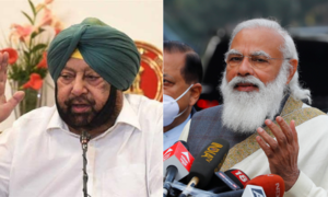 Modi govt rejected proposal to import liquid medical oxygen from Pakistan, says Indian Punjab's CM