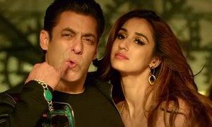 سلمان خان کی فلم 'رادھے' کے گانے کا تیز ترین ریکارڈ