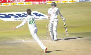 Pakistan crush hapless Zimbabwe to wrap up Test series