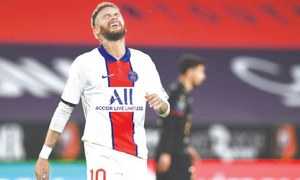 PSG title chances dented after draw at Rennes