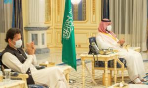 PM's Saudi visit