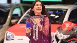 Ayeza Khan's Ramazan message on SnackVideo receives overwhelming response