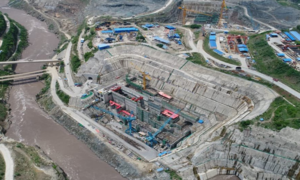 88pc work on first CPEC hydropower project completed: Asim Bajwa