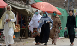 Punjab faces multiple strains of virus amid UK variant dominance: study