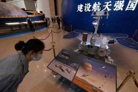 مریخ پر زندگی اور پانی کی تلاش کے لیے چین کے مشن کی تاریخی لینڈنگ