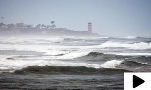 بحیرہ عرب کا سمندری طوفان کراچی سے 1460 کلومیٹر دور، الرٹ جاری