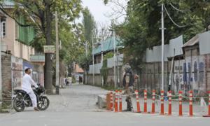 Indian police jail 21 Kashmiris amid pro-Palestinian rallies