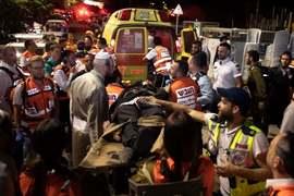 اسرائیل: یہودی عبادت گاہ میں حادثہ، 2 افراد ہلاک اور سیکڑوں زخمی