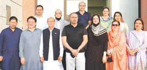 KSF, sports personalities honour special athletes at Darul Sukoon