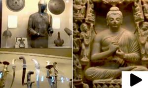 لاہور کا عجائب گھر قدیم اور منفرد اشیا کا مرکز