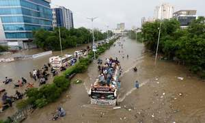 'کراچی نہ پہلے بارشوں کے لیے تیار تھا، نہ اب ہے'