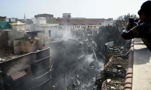 One year on, probe into Karachi plane crash remains inconclusive