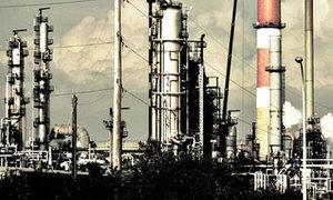 ملک میں قدرتی گیس کی پیداوار میں کمی