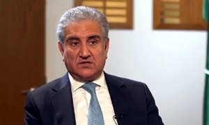 UNSC in no position to 'fudge' Palestine issue anymore: FM Qureshi
