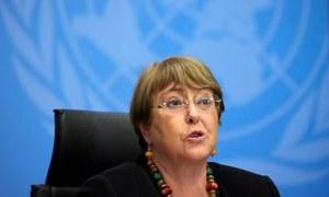 Israel's attacks on Gaza may constitute 'war crimes': UN rights chief