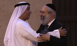 UAE and Israel press ahead with ties after Gaza ceasefire