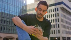 Bilal Khan recaps the past year of his life with latest song 'Marjawan'