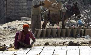 Pakistan lags behind neighbours in labour rights index