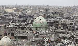Decade of Syria war has killed nearly 500,000 people: war monitor