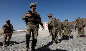 The danger in Afghanistan