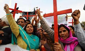 LHC acquits Christian couple in blasphemy case
