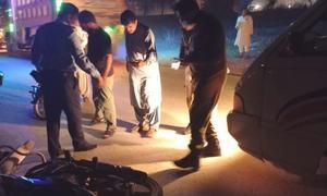 اسلام آباد: فائرنگ کے واقعے میں 2 پولیس اہلکار جاں بحق