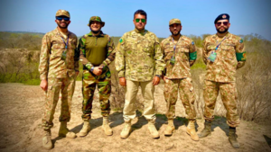 Fakhre Alam teases new military reality show 60 Hours to Glory